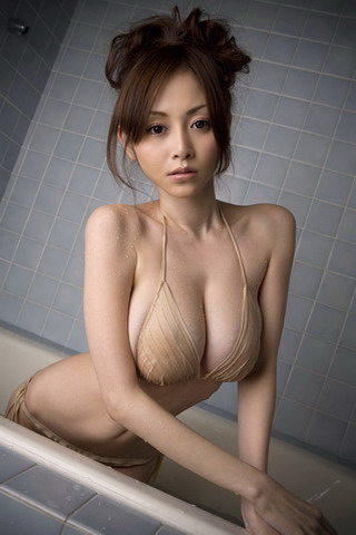 Huge Asian Breast 75