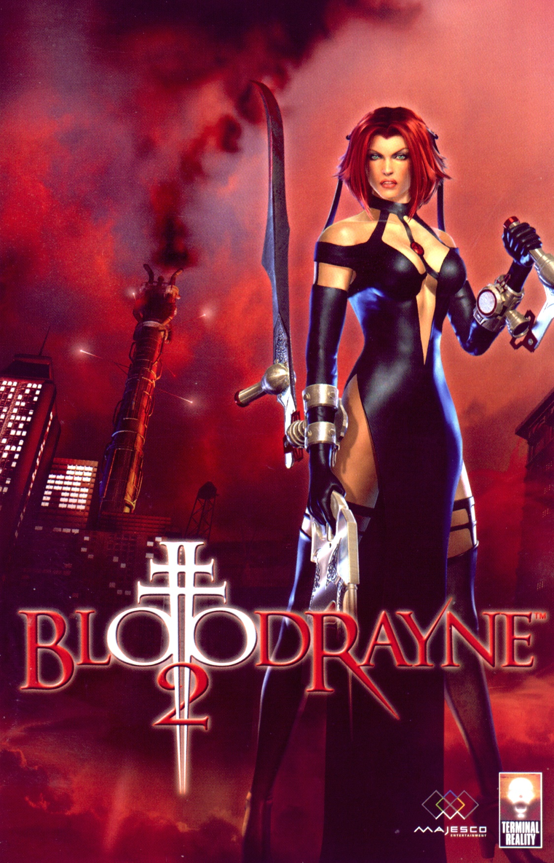 Bloodrayne 2 skins hardcore picture